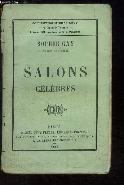 Salons Célèbres.