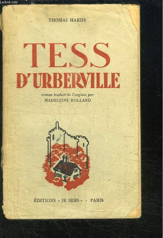 Tess d'Urberville.
