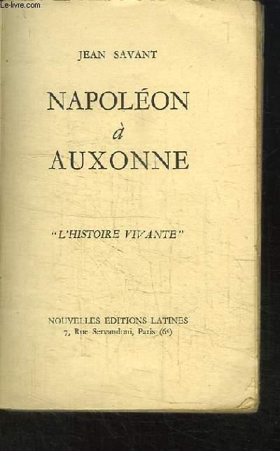 Napoléon à Auxonne