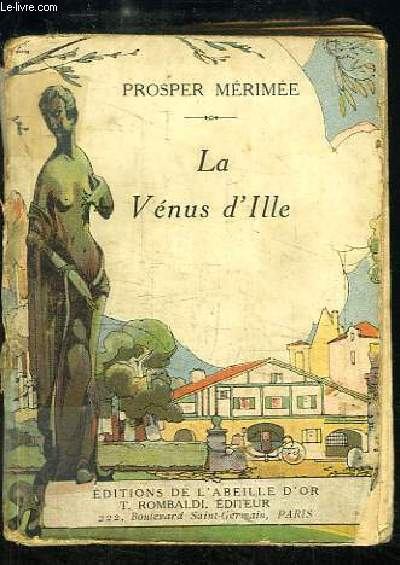 La Vénus d'Ille.