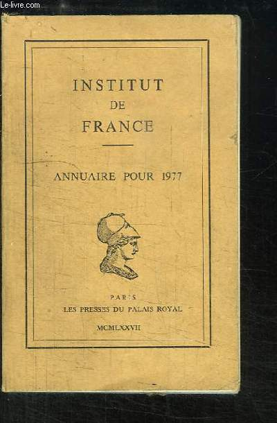 Annuaire pour 1977