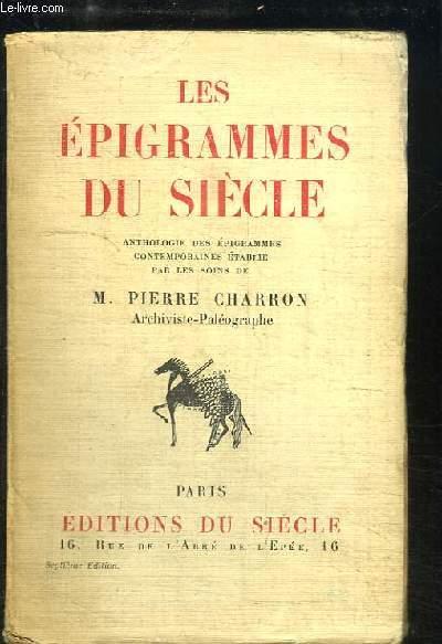 Les Epigrammes du Siècle
