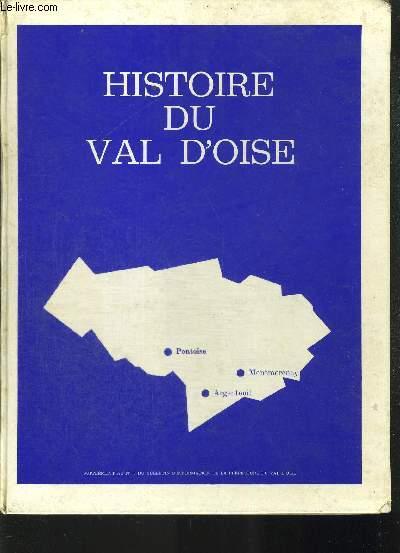 HISTOIRE DU VAL D OISE
