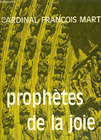 PROPHETES DE LA JOIE