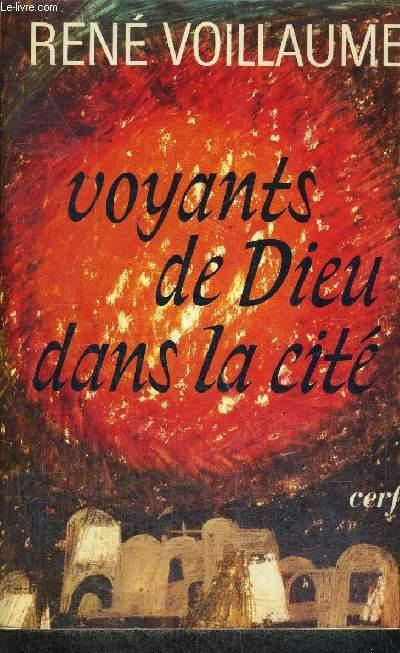 VOYANTS DE DIEU DANS LA CITE