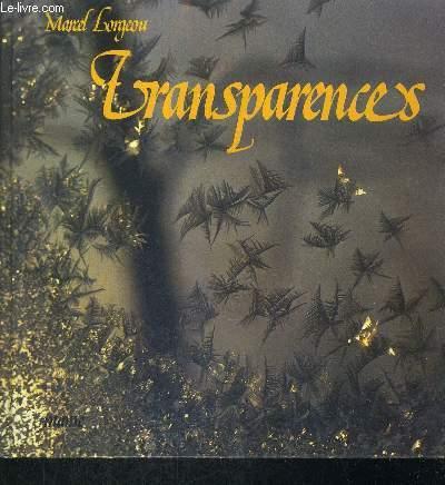 TRANSPARENCES - MEDITATIONS REFLEXIONS PRIERES