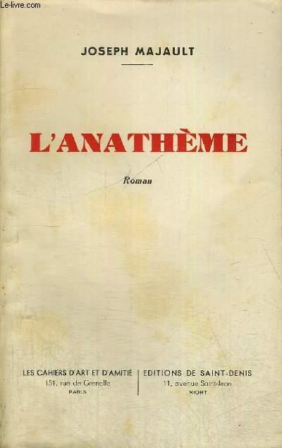 L ANATHEME
