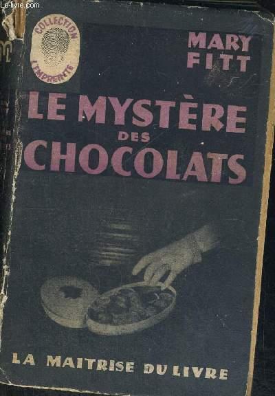 LE MYSTERE DES CHOCOLATS - TRADUIT DE L ANGLAIS PAR M. TH. GAGNAIRE