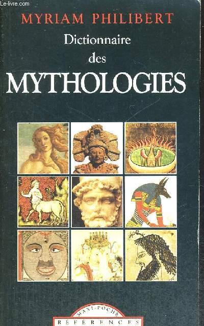 DUCTIONNAIRE DES MYTHOLOGIES