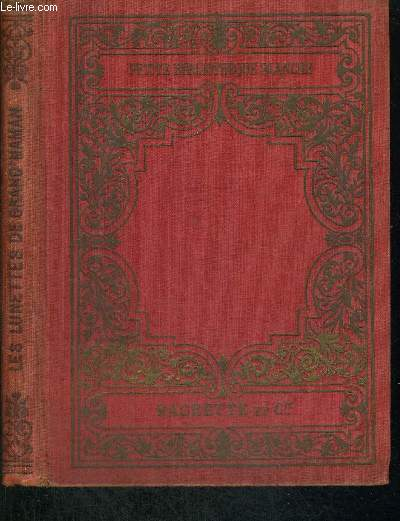 LES LUNETTES DE GRAND MAMAN - DESSINS DE J. GEOFFROY - PETITE BIBLIOTHEQUE BLANCHE
