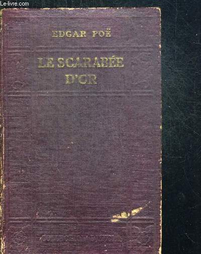 LE SCARABEE D OR