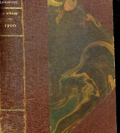 1900 - COLLECTION MARIANNE SOUS LA DIRECTION DE HENRI BERAUD