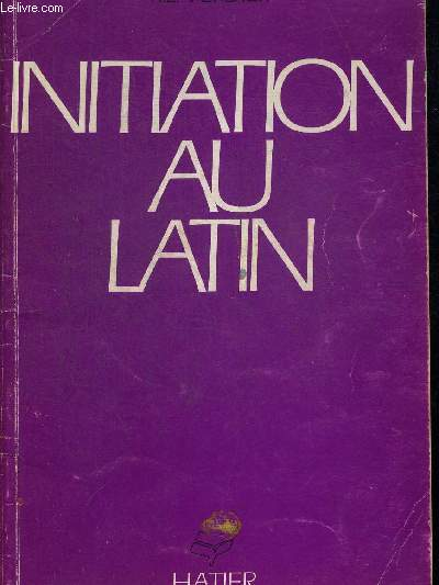 INITIATION AU LATIN