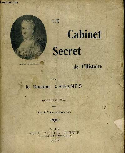 LE CABINET SECRET DE L HISTOIRE