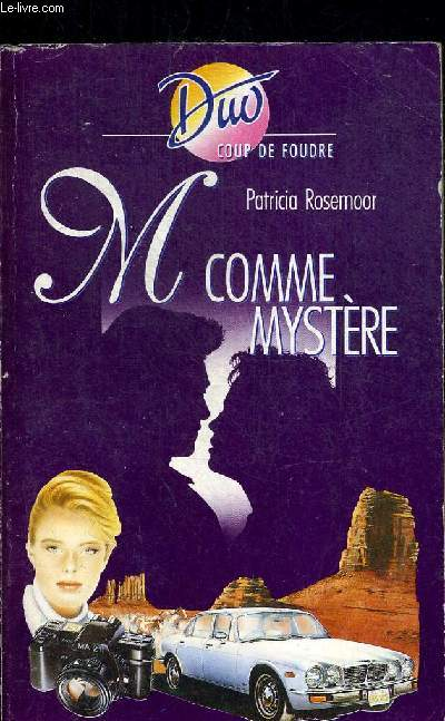M COMME MYSTERE - TRADUCTION FRANCIASE HARLEQUIN