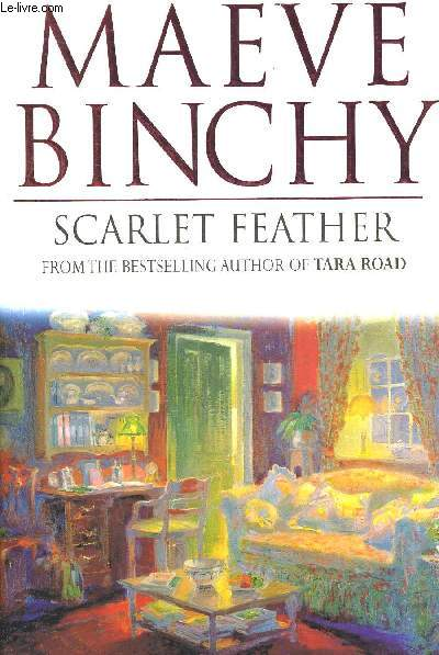 SCARLET FEATHER - OUVRAGE EN ANGLAIS