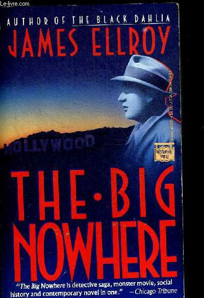 THE BIG NOWHERE. OUVRAGE EN ANGLAIS.
