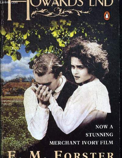 HOWARDS END. OUVRAGE EN ANGLAIS