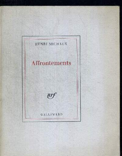AFFRONTEMENTS