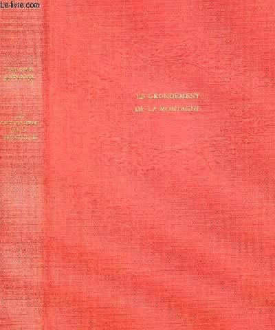 LE GRONDEMENT DE LA MONTAGNE. TRADUIT DU JAPONAIS PAR SYLVIE REGNAULT GATIER ET HISASHI SUEMATSU