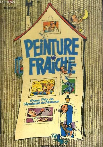 PEINTURE FRAICHE