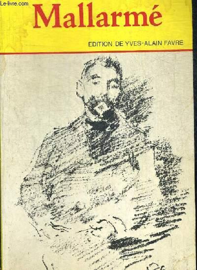 OEUVRES. EDITION DE YVES ALAIN FAVRE