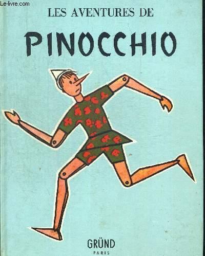 LES AVENTURES DE PINOCCHIO. ILLUSTRATIONS DE A. MINGARDI. COLLECTION AZUR