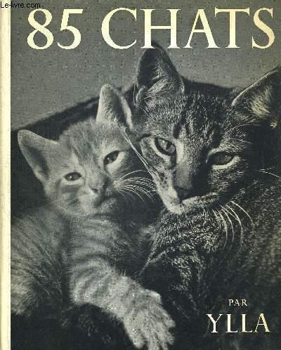 85 CHATS. PREEFACE DE DOMINIQUE AURY