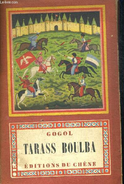 MIRGOROD TARASS BOULBA. TRADUCTION DE CHARLES TREMEL