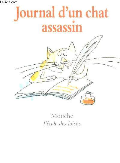 JOURNAL D UN CHAT ASSASIN