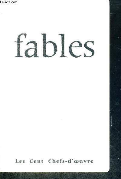 FABLES / COLLECTION DES CENT CHEFS-D'OEUVRES