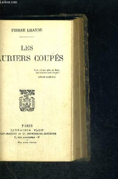 LES LAURIERS COUPES