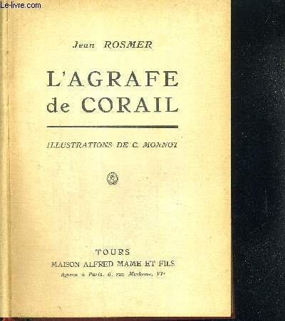 L'AGRAFE DE CORAIL