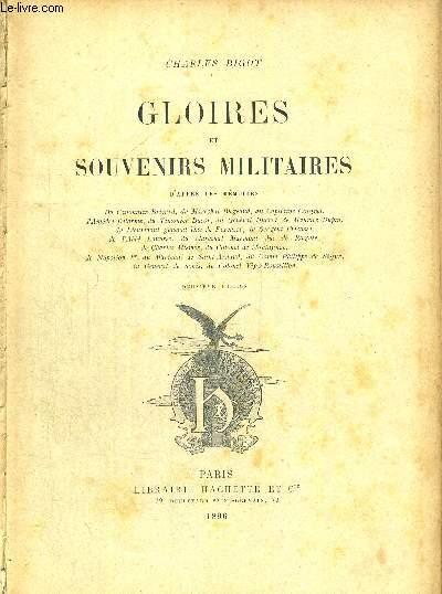 GLOIRES ET SOUVENIRS MILITAIRES