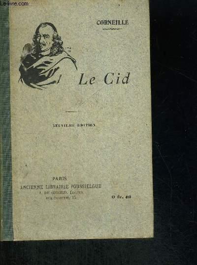 LE CID - NOUVELLE EDITION CLASSIQUE - 9EME EDITION