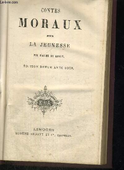 CONTES MORAUX POUR LA JEUNESSE