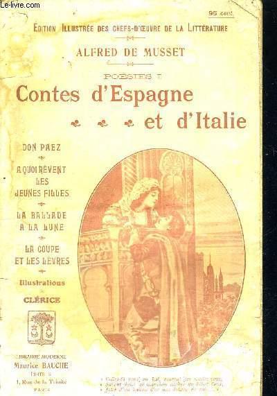 CONTES D'ESPAGNE ET D'ITALIE