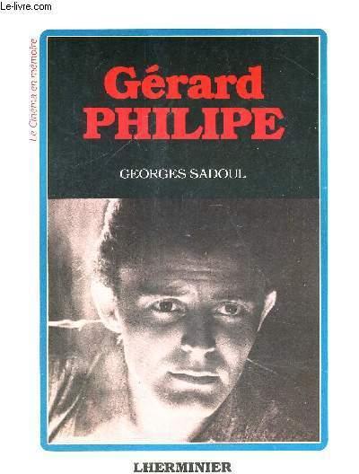 GERARD PHILIPE - 3EME EDITION