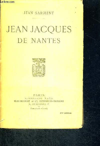 JEAN JACQUES DE NANTES