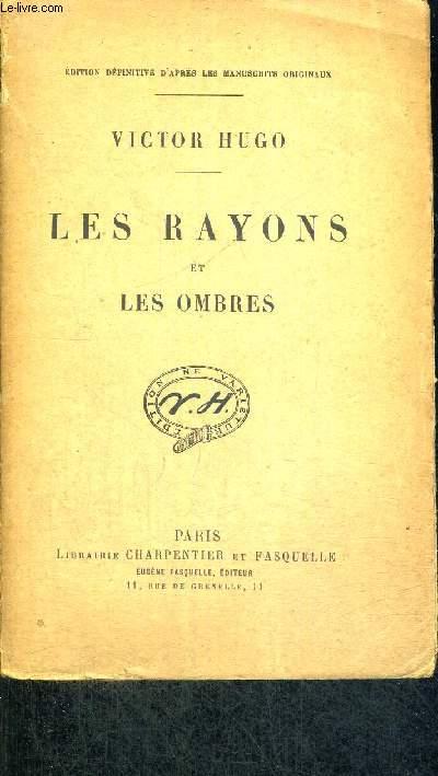 LES RAYONS ET LES OMBRES