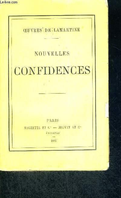 NOUVELLES CONFIDENCES