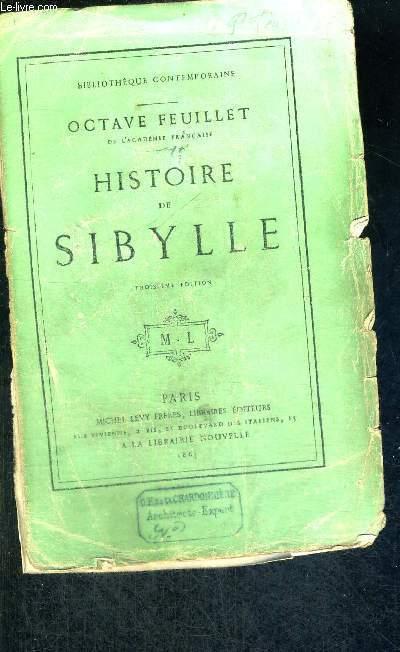 HISTOIRE DE SIBYLLE - 3EME EDITION