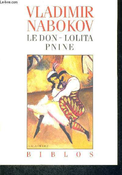 LE DON-LOLITA PNINE - COLLECTION BIBLOS