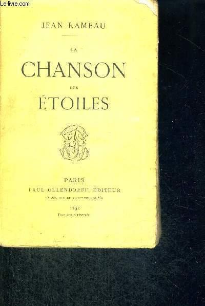 LA CHANSON DES ETOILES - 3EME EDITION