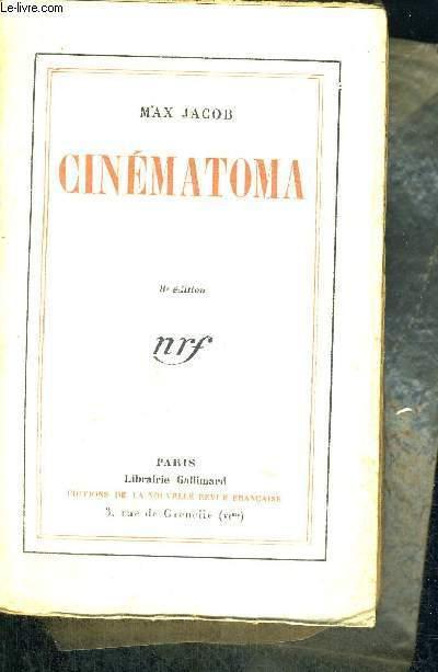 CINEMATOMA - 8E EDITION