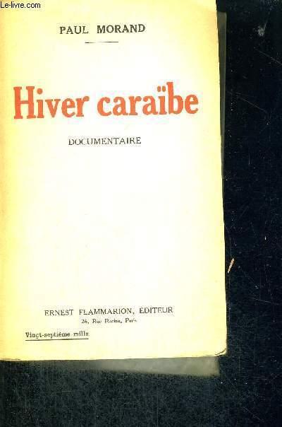 HIVER CARAIBE