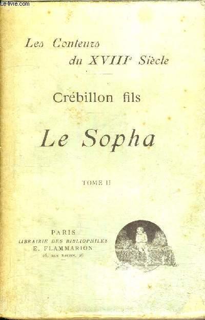 LE SOPHA - TOME 2