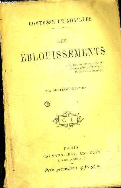 LES EBLOUISSEMENTS - 17E EDITION