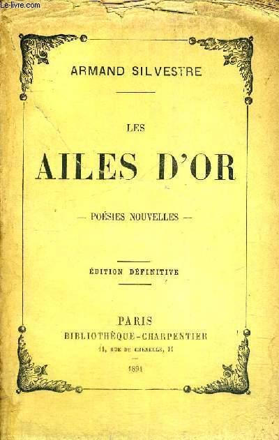 LES AILES D'OR - POESIES NOUVELLES