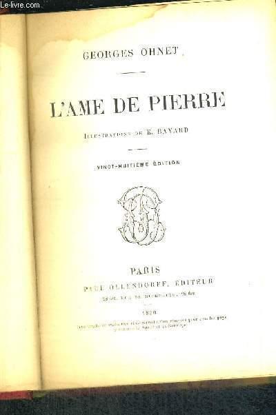 L'AME DE PIERRE